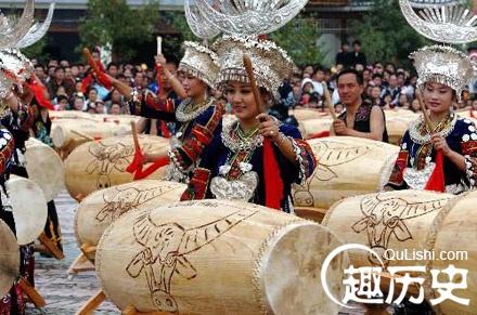 苗族的风俗习惯 中国少数民族苗族的风俗传统