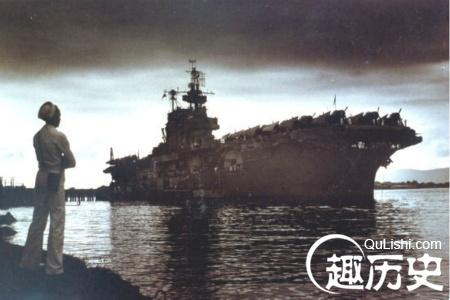 南云舰队无法避免自己被美国飞机攻击并遭到重创(由于相当部分零战