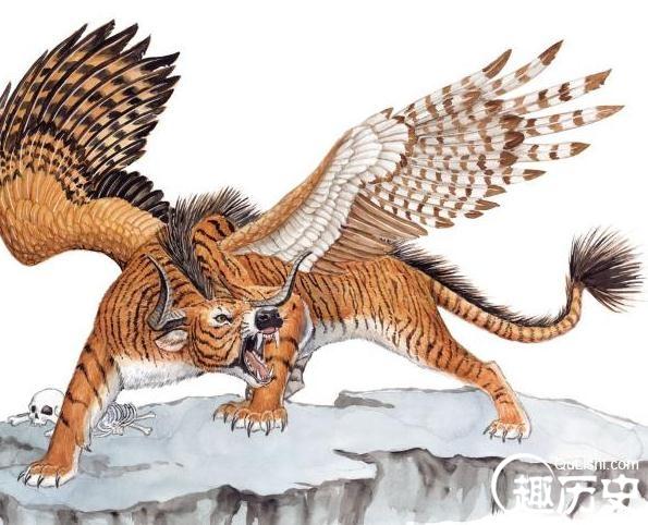 中国古代神话:整理中国古代传说的幻兽和魔神